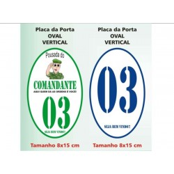 PLACAS 2 - VERTICAL